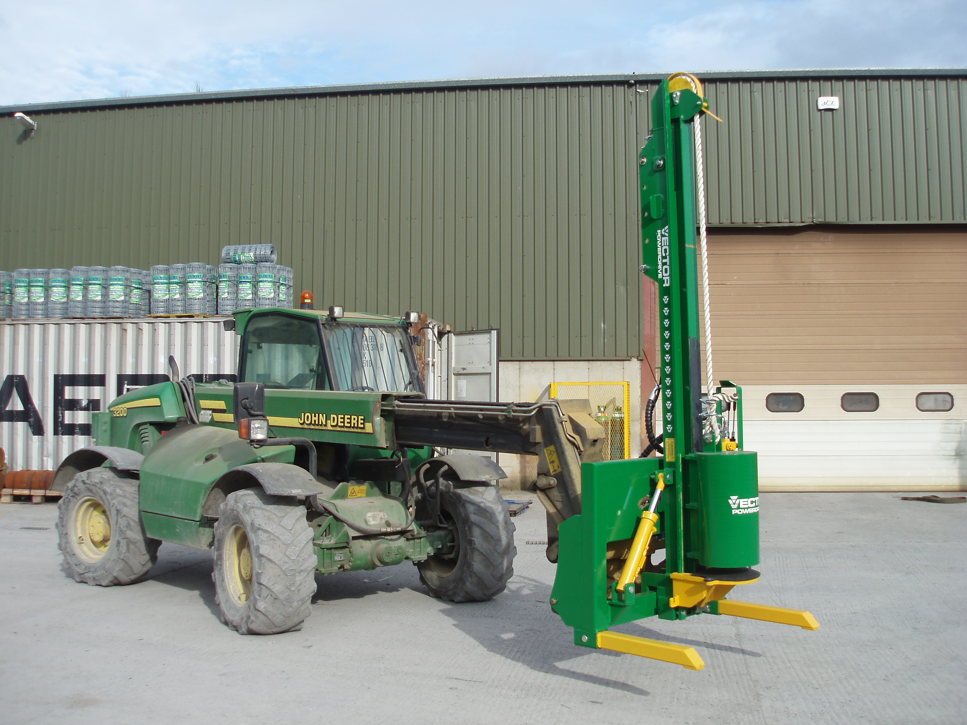 post drivers for sale in ireland